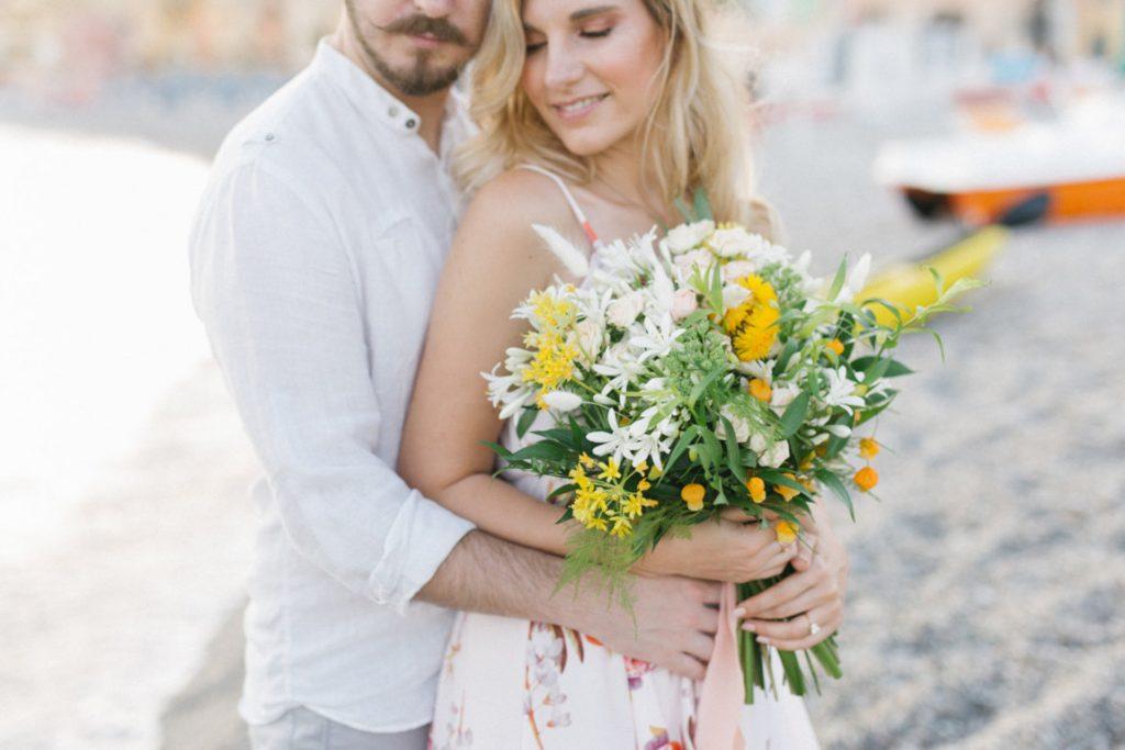 Engagement a Varigotti