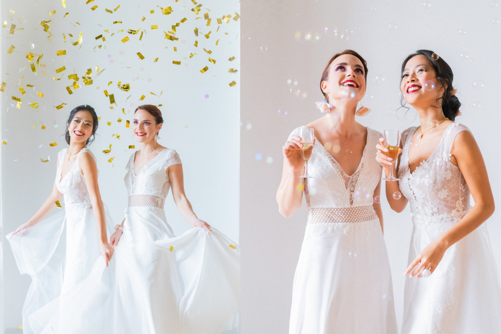 styled shoot sposa