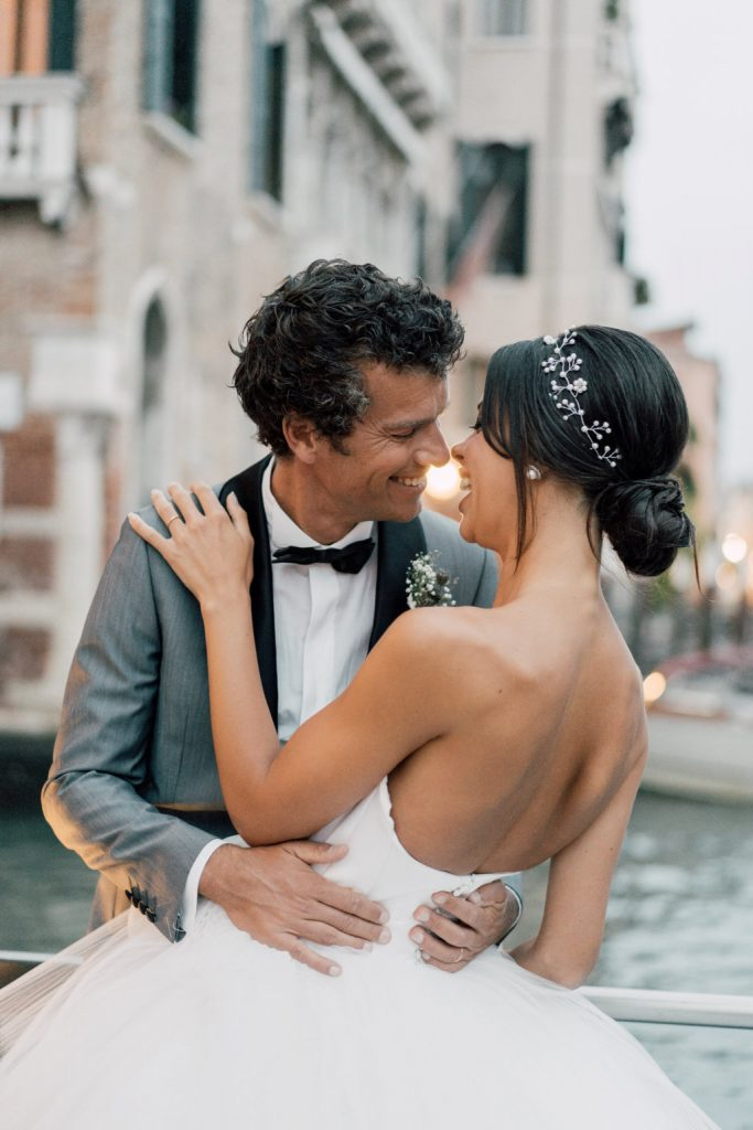 sposi a venezia