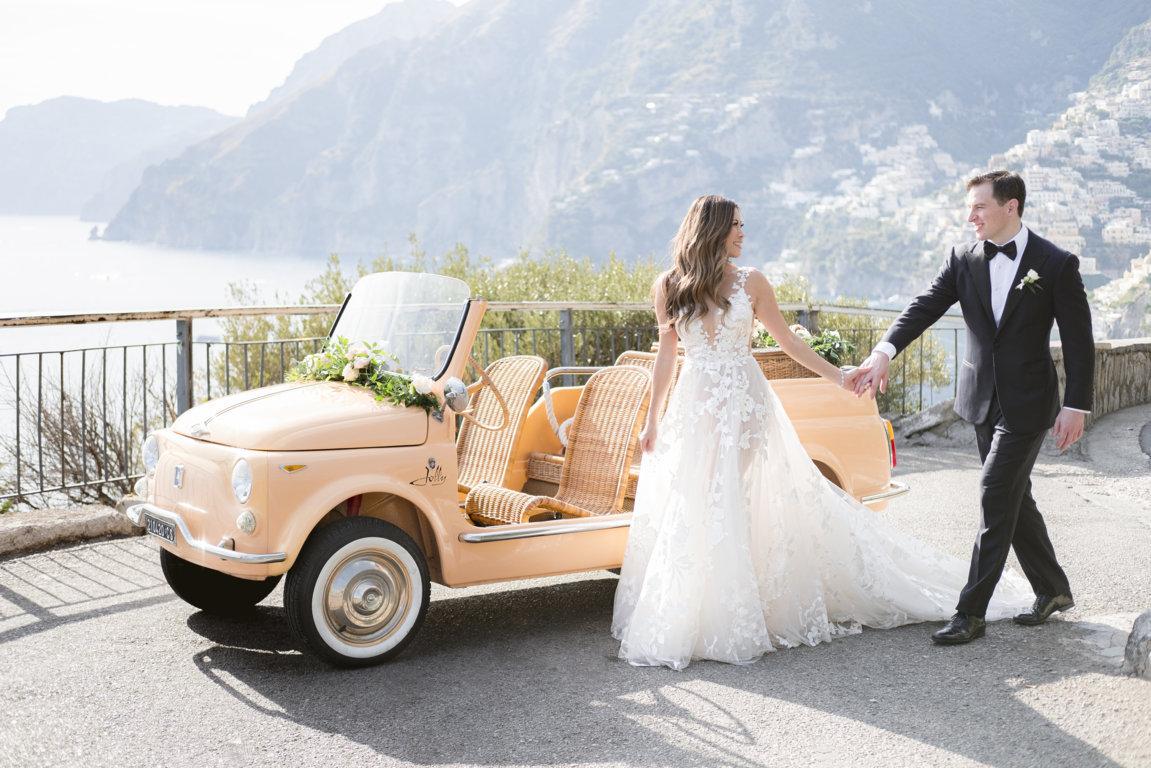 2021-06-Love-Nozze-Matrimonio-Positano-Sposi-In-Abito-Con-Fiat-Epoca